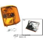 Přední blinkr pravý XBD100760